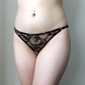 Blossom Knickers printed sewing pattern with side strap