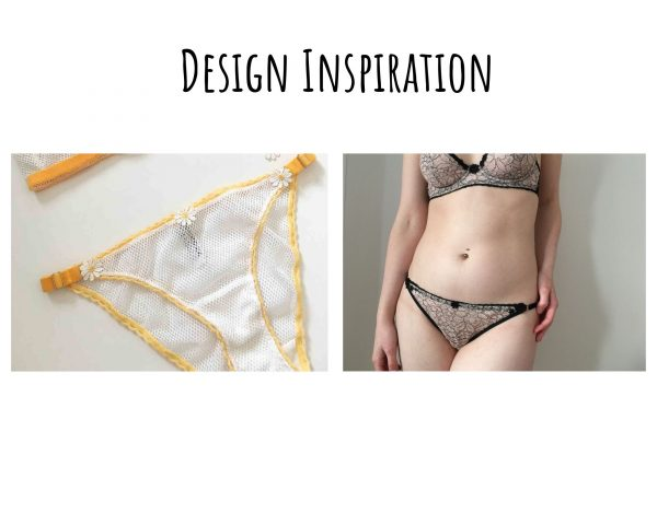 Blossom Printed Knicker Sewing Pattern Design Inspiration