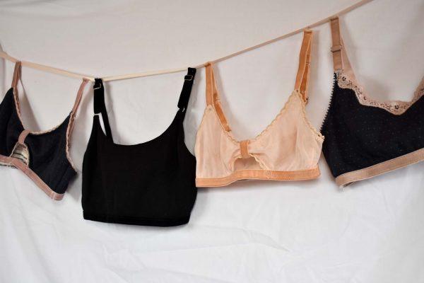 Barbary Bralette Sewing Pattern