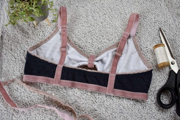 Barbary Bralette Sewing Pattern