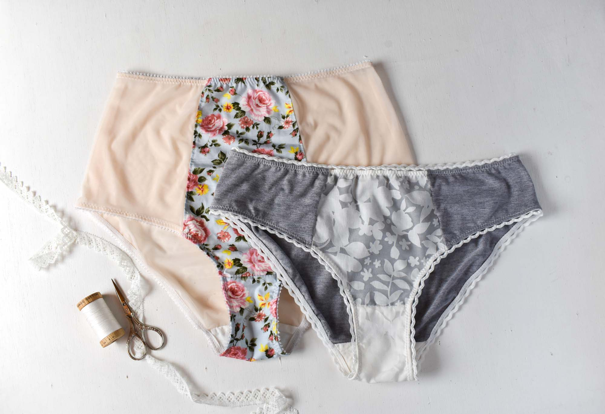 Willow Knicker Sewing Pattern
