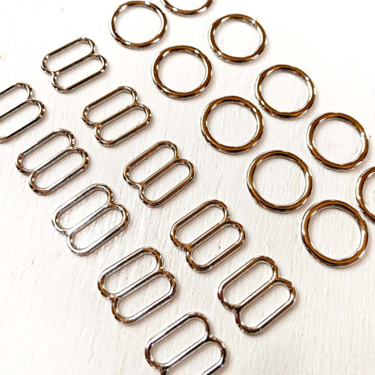 10mm rings and sliders