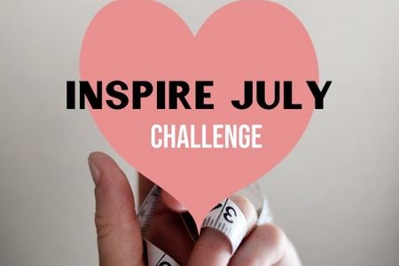 Inspire July challenge