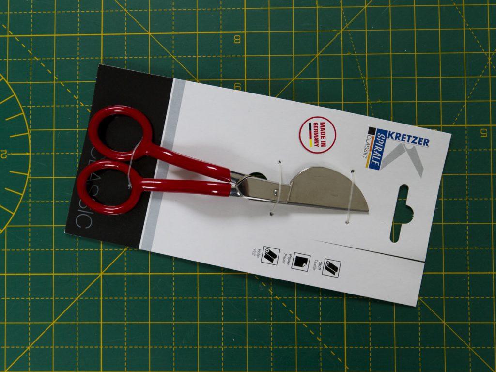 Small Bobbins Applique Scissors